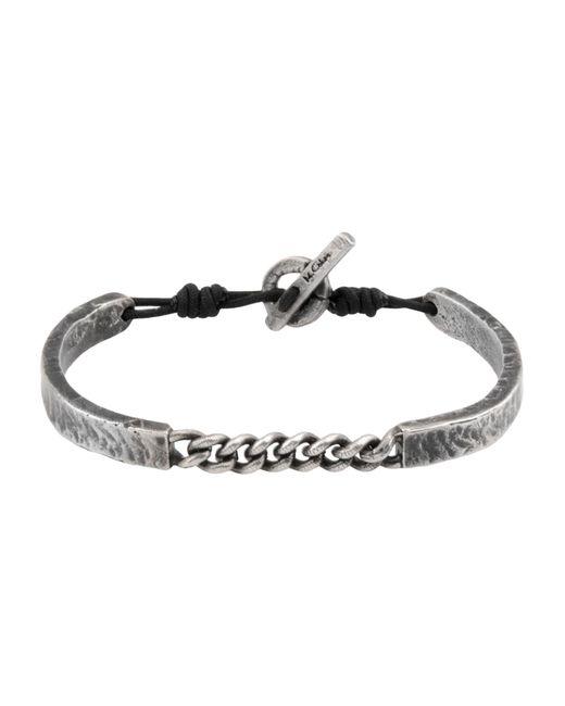 M. Cohen | Metallic Bracelet for Men | Lyst