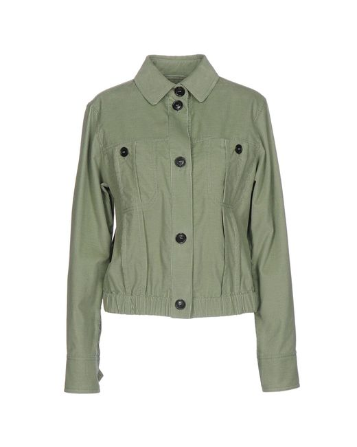 Peuterey | Green Jacket | Lyst