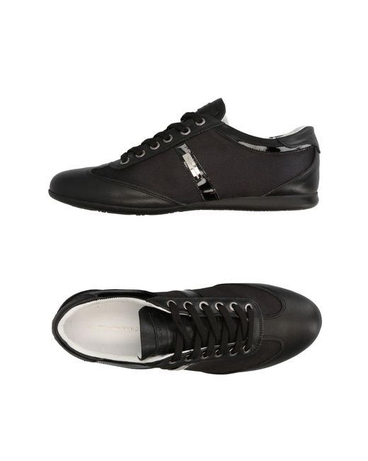Alessandro Dell'acqua - Black Low-tops & Sneakers - Lyst