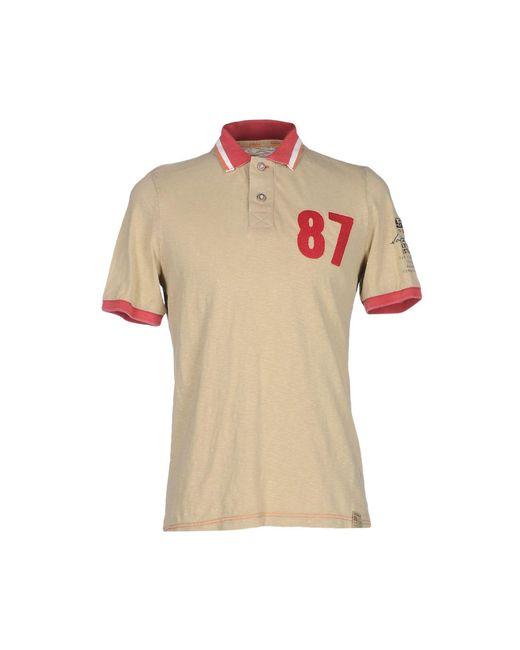 Napapijri | Multicolor Polo Shirt for Men | Lyst