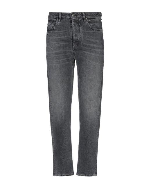 Golden Goose Deluxe Brand - Gray Denim Pants for Men - Lyst