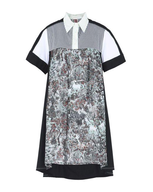 I'm Isola Marras - Black Knee-length Dress - Lyst