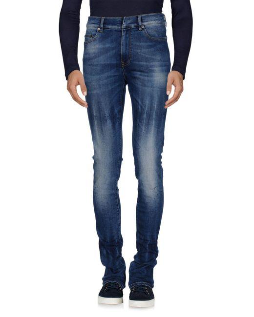 Ring | Blue Denim Pants for Men | Lyst