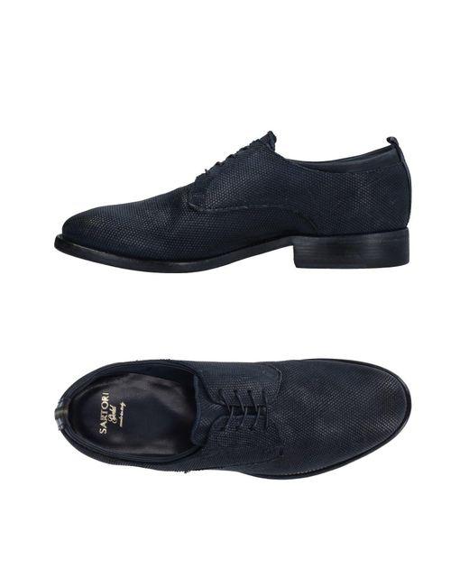 buy popular c8e7e ac4ab sartori-gold-Dark-blue-Lace-up-Shoe.jpeg