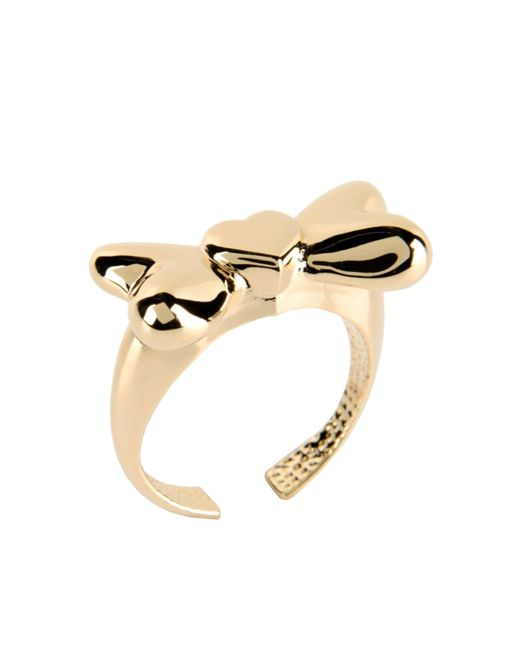 Nadine S | Metallic Ring | Lyst