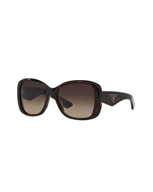 5b248431de Prada - Multicolor Gafas de sol - Lyst ...