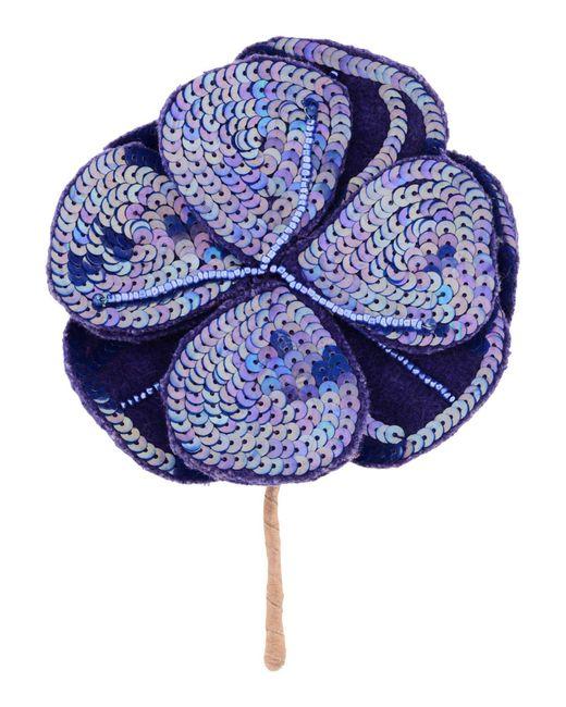 Maliparmi - Purple Brooches - Lyst