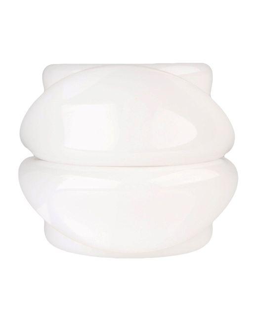 Balenciaga   White Bracelet   Lyst