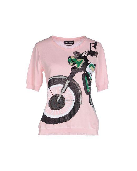 Sonia Rykiel | Pink Sweater | Lyst