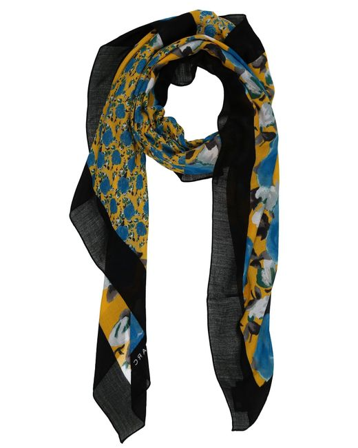 Marc By Marc Jacobs - Yellow Scarves - Lyst