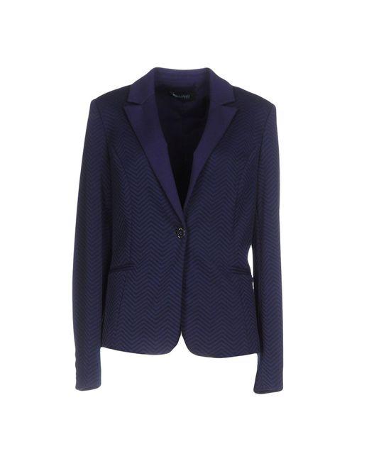Guess - Blue Blazers - Lyst