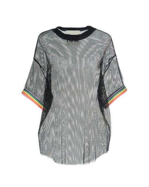 8pm - Black T-shirts - Lyst