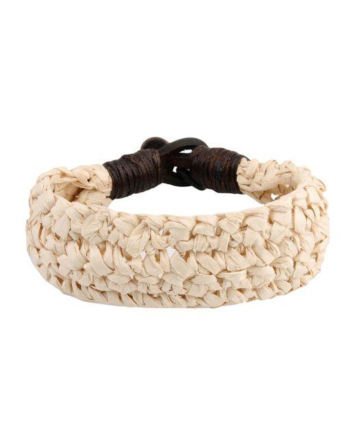 DSquared² - Natural Bracelet for Men - Lyst