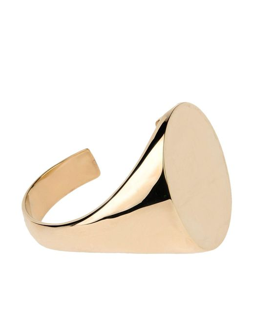 Maison Margiela   Metallic Bracelet   Lyst