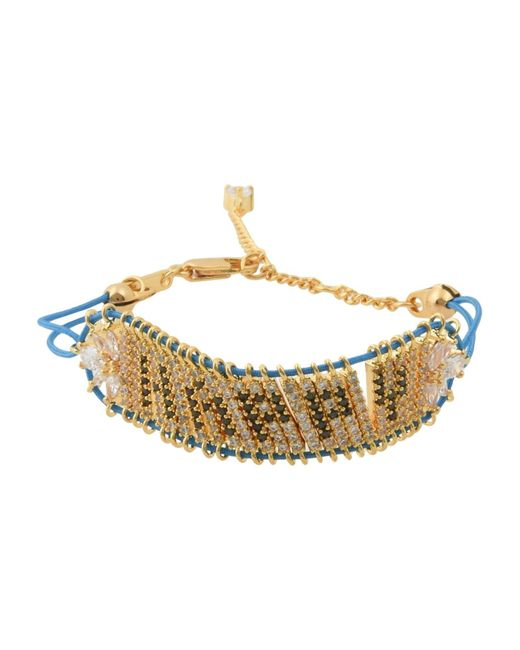 Shourouk - Metallic Bracelet - Lyst
