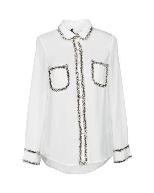No Secrets - White Shirt - Lyst
