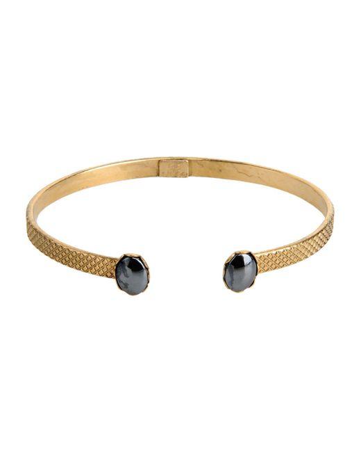 Ela Stone - Gray Bracelet - Lyst