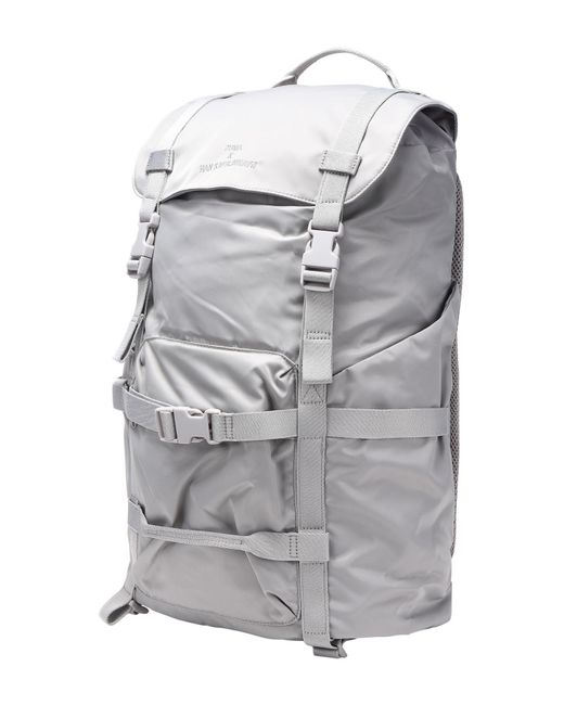 0a4ae65900e PUMA - Gray Backpacks & Bum Bags for Men - Lyst ...