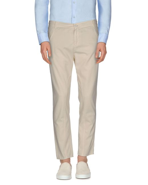 James Perse - Natural Casual Pants for Men - Lyst