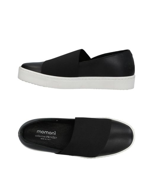 Collection Privée - Black Low-tops & Sneakers - Lyst