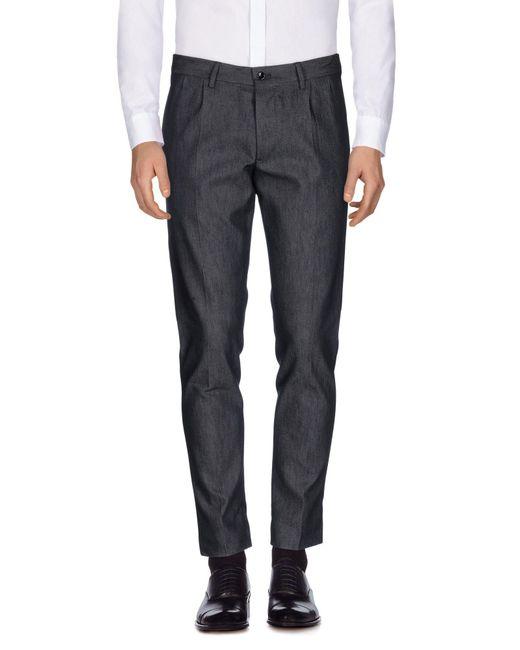 Tonello - Black Casual Trouser for Men - Lyst