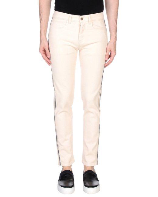 Pence | White Denim Pants for Men | Lyst
