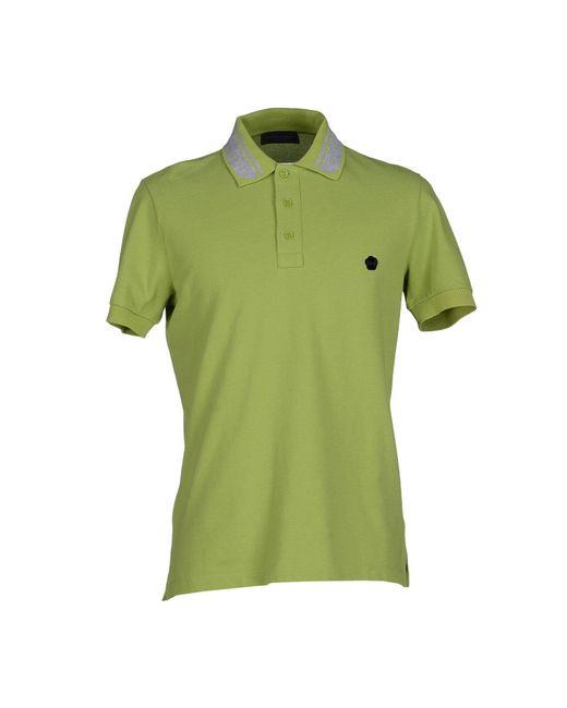 Viktor & Rolf - Green Polo Shirts for Men - Lyst