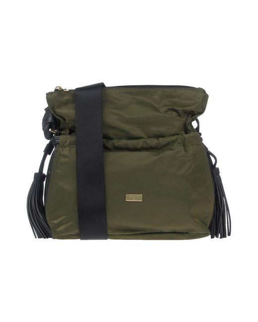 Patrizia Pepe - Green Cross-body Bag - Lyst