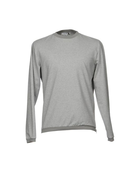 Mauro Grifoni - Gray Sweatshirts for Men - Lyst
