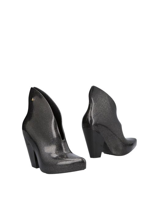 Vivienne Westwood Anglomania - Black Ankle Boots - Lyst