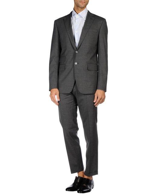 DSquared² - Gray Suit for Men - Lyst