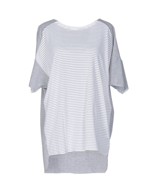 Jucca - White T-shirt - Lyst