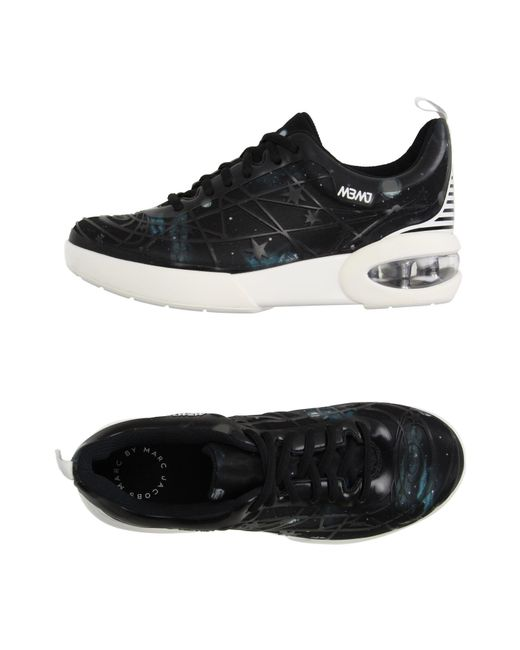 Marc By Marc Jacobs - Black Low-tops & Sneakers - Lyst