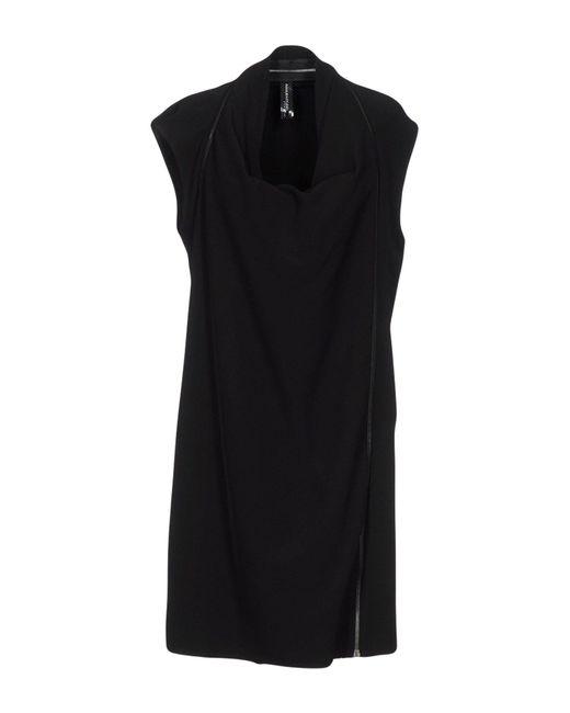 Pianurastudio - Black Short Dresses - Lyst