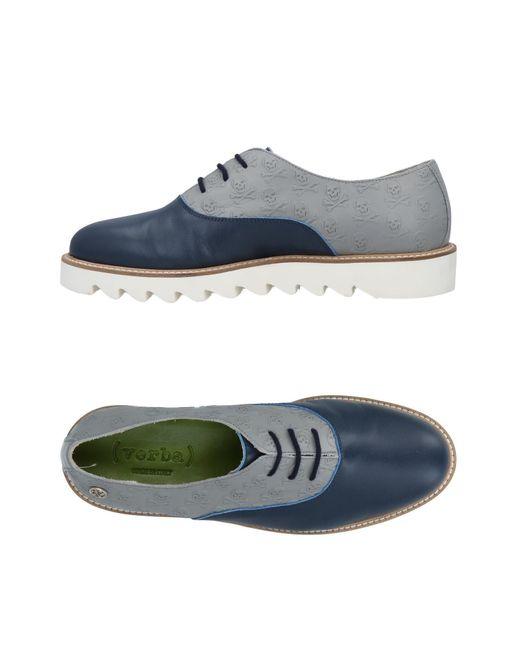 (verba) Chaussure À Lacets 4vH9w