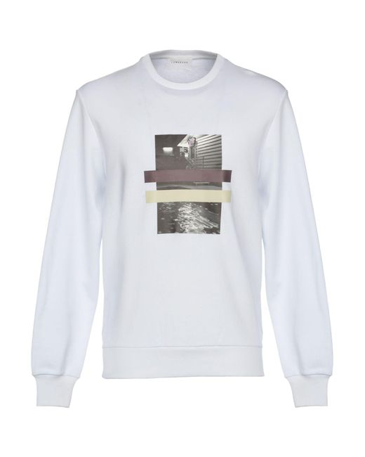 Low Brand - White Sweatshirt for Men - Lyst
