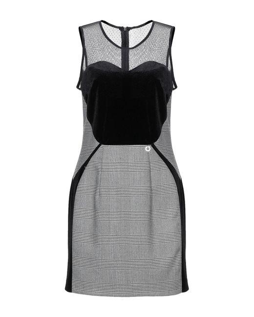 Relish Black Short Dress