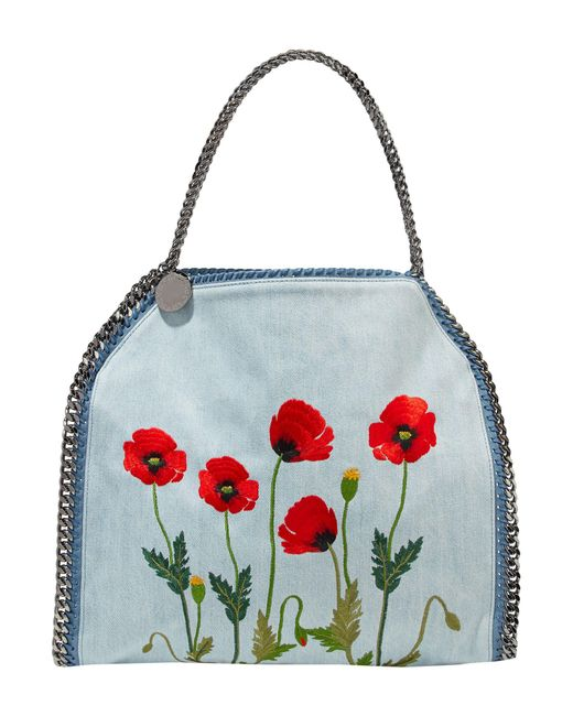 Stella McCartney - Blue Handbag - Lyst