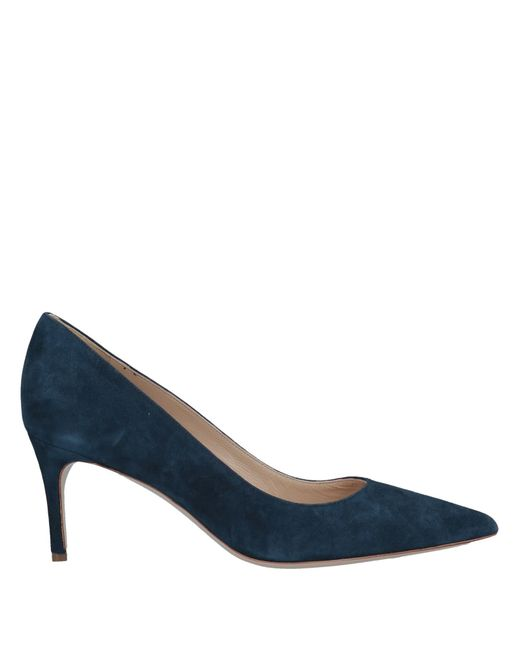 Deimille - Blue Pump - Lyst