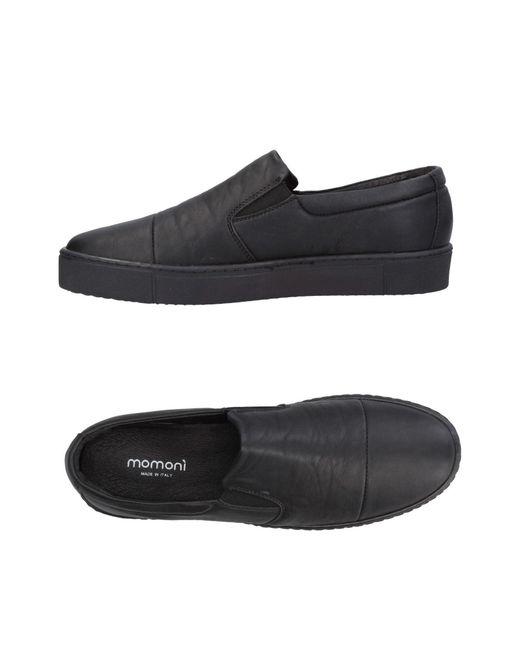 FOOTWEAR - Low-tops & sneakers Momoni Pu7MoYSaTK