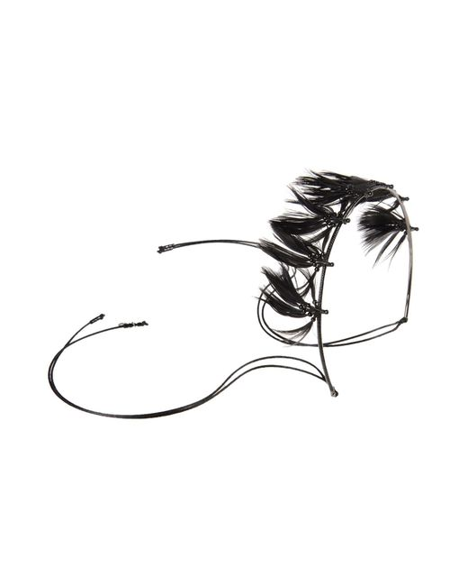 Valentino - Black Hair Accessory - Lyst