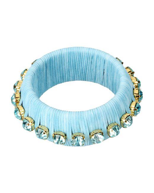 Pinko | Blue Bracelet | Lyst