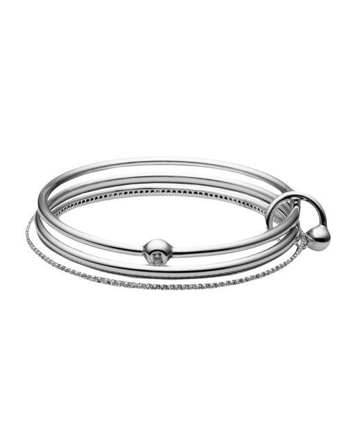 Eddie Borgo - Metallic Bracelets - Lyst