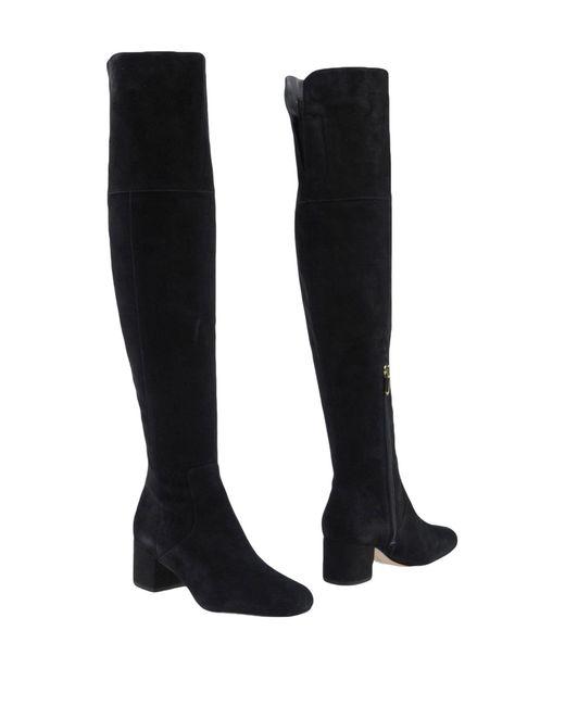 Sam Edelman - Black Boots - Lyst