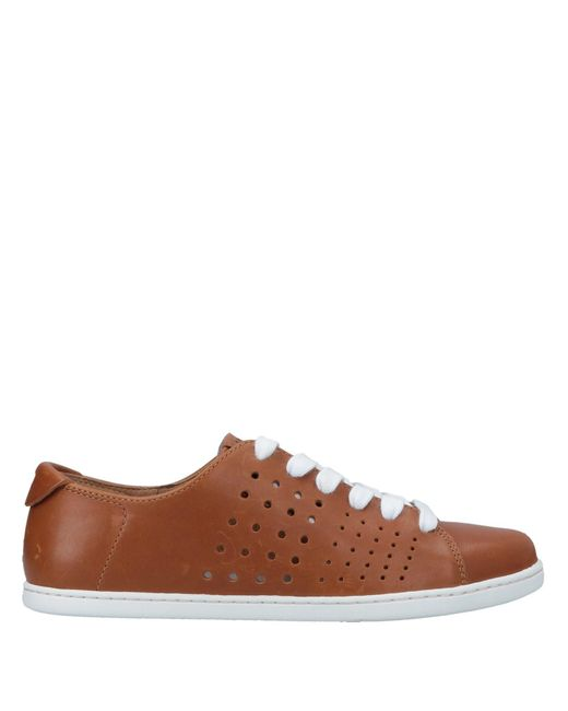 Camper - Brown Low-tops & Sneakers - Lyst
