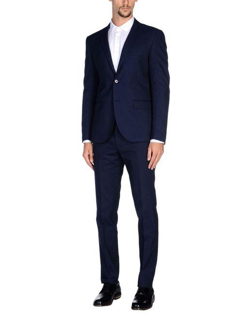 Takeshy Kurosawa   Blue Suit for Men   Lyst