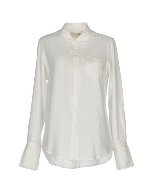 Nili Lotan | White Shirt | Lyst