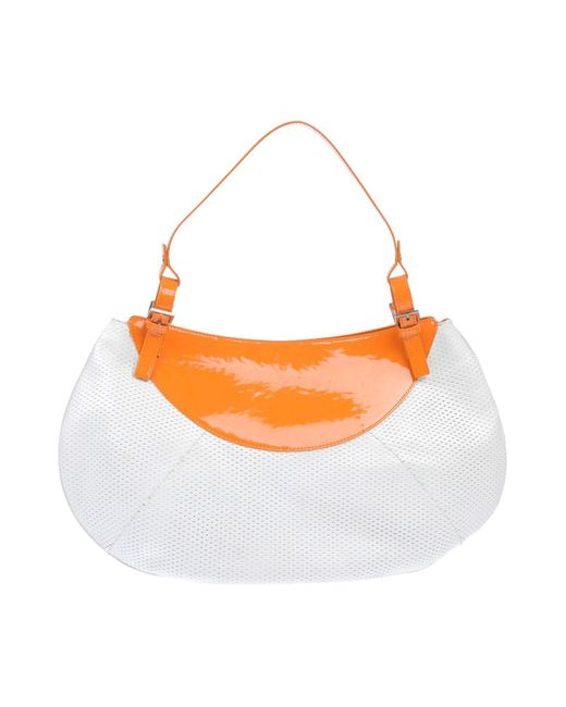 Vicini - White Handbag - Lyst