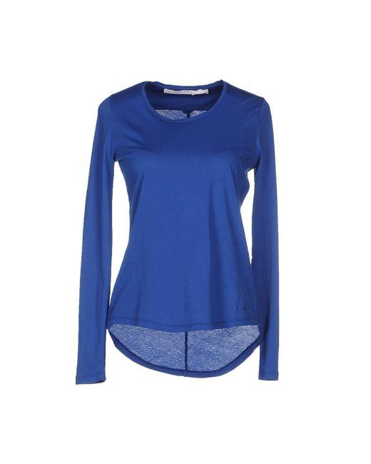 Schumacher - Blue T-shirt - Lyst