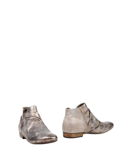 CafeNoir - Multicolor Ankle Boots - Lyst